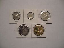 2013 Canada Coin Year Set (5 coin)