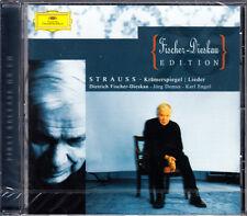 FISCHER-DIESKAU/DEMUS/ANGE: Strauss-Krämer miroir/Chansons CD