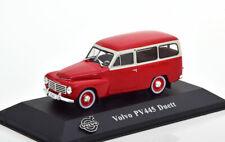 1:43 Atlas Volvo Collection Volvo PV445 Duett 1953 red/white