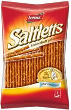 (1000g=7,76€) Lorenz - Saltletts Sticks - 24 Beutel a 75g - Salzstangen