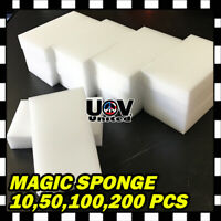 200PCS Lot Magic Sponge Eraser Melamine Cleaning Foam Thick Home Cleaning Tool