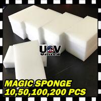 10 - 200PCS Lot Magic Sponge Eraser Melamine Cleaning Foam Home Cleaning Tool