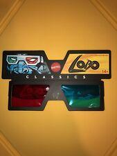 DC Universe Classics SDCC 2008 Exclusive Lobo 3D Glasses Only