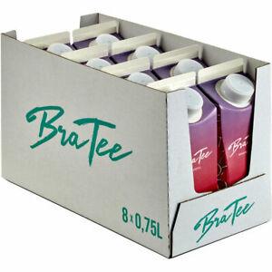 BraTee Granatapfel 8x0.75l