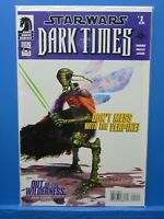 Star Wars Dark Times Out of the Wilderness #2 Dark Horse Comics CB8879