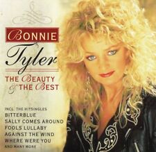 Bonnie Tyler-CD-the Beauty and the best-fantastico album con 16 canzoni forte