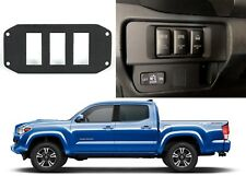 Rocker Switch Panel For 2016-2018 Toyota Tacoma (SWITCHES NOT INCLUDED) New USA