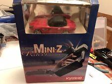 Kyosho Mini Z BMW Z8 Rc Car Chassis & Body, Controller, Xtals Inc Tamiya, XMods