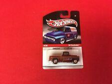 1:64 Hot Wheels Slick Rides '56 Flashsider Copper and Black
