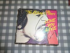 Rolling Stones : Love you live CD,free p+p