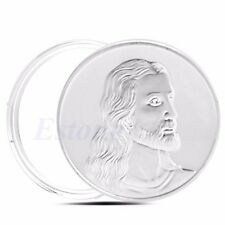 Jesus The Last Supper Commemorative Coin Art Collection Collectible Nice Gifts