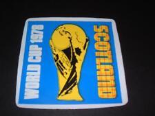 SCOTLAND 1978 WORLD CUP RARE STICKER ARCHIE GEMMILL KENNY DALGLISH