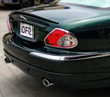 Idfr Jaguar 2001~2008 X-Type Xtype X Type Chrome frame bezel for tail lights