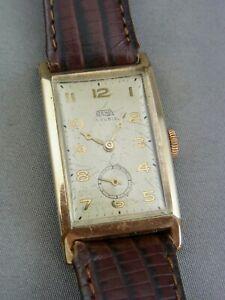 schöne alte Armbanduhr  30er Jahre