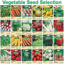 Vegetable Seeds & Herbs Country Value Mr Fothergill's FREE UK DELIVERY Veg Seed