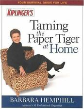 Taming the Paper Tiger at Home: Your Survival  Guide for Life