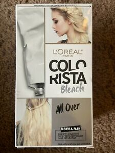 Loreal Colorista Hair Color Bleach All Over