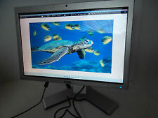"Dell 22"" Widescreen Monitor 4-Port USB Hub Webcam DVI VGA HDMI RR268 SP2208WFPt"