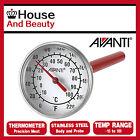 Avanti Tempwiz Precision Meat Thermometer Temperature Range -10ºC to 100ºC photo