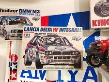 Tamiya RC Car Lancia Delta von 1992 NIB ( Rarität Vintage )