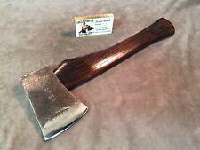 Vintage 2 1/4 lb camp fire camping axe hatchet Polished custom Jesse Reed handle