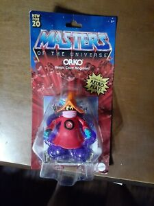IN HAND MASTERS OF THE UNIVERSE HE-MAN ORIGINS ORKO BRAND NEW MOTU RETRO 2