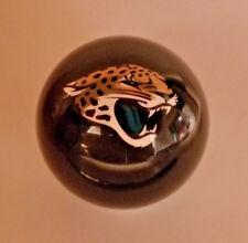 Jacksonville Jaguars Shift Knob NFL Billiard Pool Ball Threaded Gear Shifter
