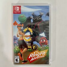 New Ring Fit Adventure - Game ONLY (Nintendo Switch, 2019) Factory Sealed