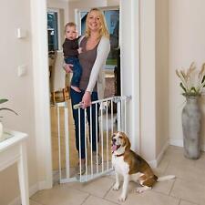Barrière Sécurité Escalier Enfant Bébé Animaux Ajustable 76/82 cm Protection