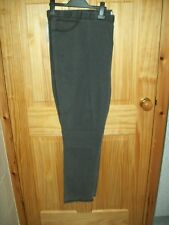 ***LOOK***NEW GREY FADDED JEGGINGS  SIZE 18***
