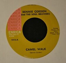 Bennie Gordon and the Soul Brothers Enrica 1015 Camel Walk