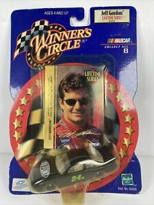 NASCAR Winners Circle Lifetime Series Jeff Gordon 6 Of 8 Chevy Carlo Test Car 24