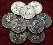 POLAND SET OF COINS PRL 500 ZL 50 ANNIVERSARY OF THE POLISH NATION DEFENSIVE WAR
