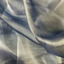 "dance decoration fabric £2.35//m 1.42m//56/"" wide Sparkling crystal Organza craft"