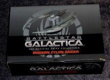 New Official Battlestar Galactica Modern Cylon Raider Ship Eaglemoss Model