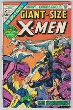 L6272: Giant-Size X-Men #2, Vol 1, F+/VF Condition