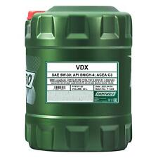 20 (1x20) Liter Liter FANFARO 5W-30 VDX Leichtlauf-Motoröl / API SN/CF / ACEA C3