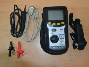 Avo Megger BMM 2500 Insulation Multimeter