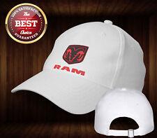 f37b787d Dodge Ram Pickup Truck Orange Adjustable Baseball Cap Hat