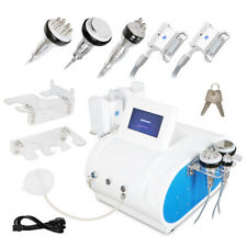 Double Handles Cooling Frozen Cavitation RF Slimming Cellulite Removal Machine