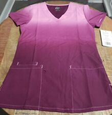 Nwt Gt Performance Womens Size Xs Pink/Maroon Ombre Quik Dry