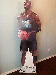 Michael Jordan Life-Sized Cardboard Cutout - Ballpark Franks