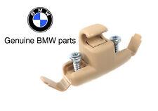 BMW E39 E38 sun visor clip 540i 528i 740i 740iL 750iL 735iL 728i 523i 520i 525i
