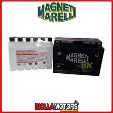 YT9B-BS BATTERIA MAGNETI MARELLI YAMAHA TMAX T-MAX 500 2002- MOT9B-BS YT9BBS