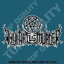 THY ART IS MURDER DECAL STICKER HEAVY METAL MUSIC BAND DECALS STICKERS JDM DRIFT