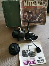 Mitchell Match 440A Fishing Reel With Spare Spool & Box In Collectors Condition