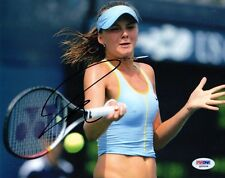 DANIELA HANTUCHOVA SIGNED AUTOGRAPHED 8x10 PHOTO VERY RARE PSA/DNA
