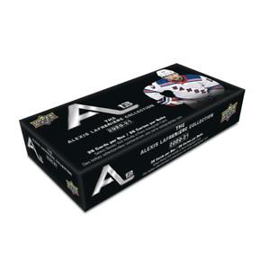 2020-21 Upper Deck Alexis Lafreniere Collection Box