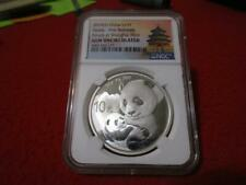 New Listing2019 China 1oz S10Y Panda Shanghai Mint First Releases Ngc Gem Unc #Mf-T3819