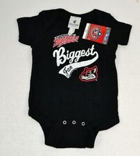 Minor League Baseball Richmond Flying Squirrels Infant Creeper One Piece 12M